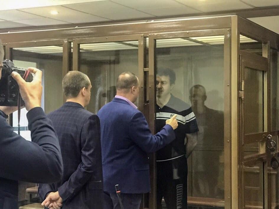 В Московском городском суде оглашен приговор в отношении лица совершившего мошеннические действия